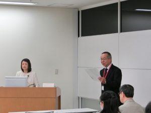 上松先生の講演会
